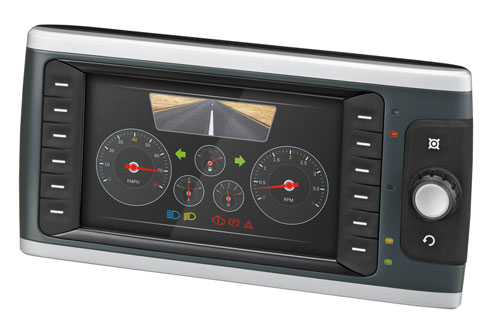 BODAS DI4: universally usable operating and display unit.