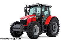 Increased productivity for tractors with Electronic hitch control (EHC)