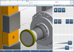 Digital-Twin and CNC-Simulation
