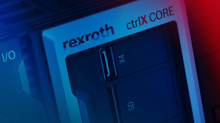ctrlX AUTOMATION | Maximum connectivity for intralogistics