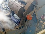 Hägglunds motors for shredders
