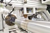 Photo: Laser cladding machine Bosch Rexroth in Boxtel
