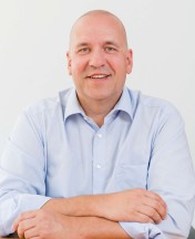Dr. Steffen Haack, Head of the Industrial Hydraulics Business Unit of Bosch Rexroth AG