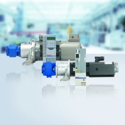 Due to a continuously increasing number of variants, Rexroth increases the degree of freedom for the