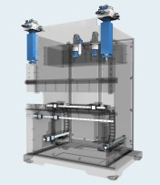 Variable-speed pump drive