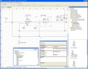 Pneumatic circuit diagrams can be easily created using the intuitive software.