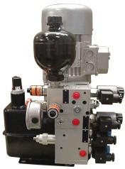 Autarkic hydraulics