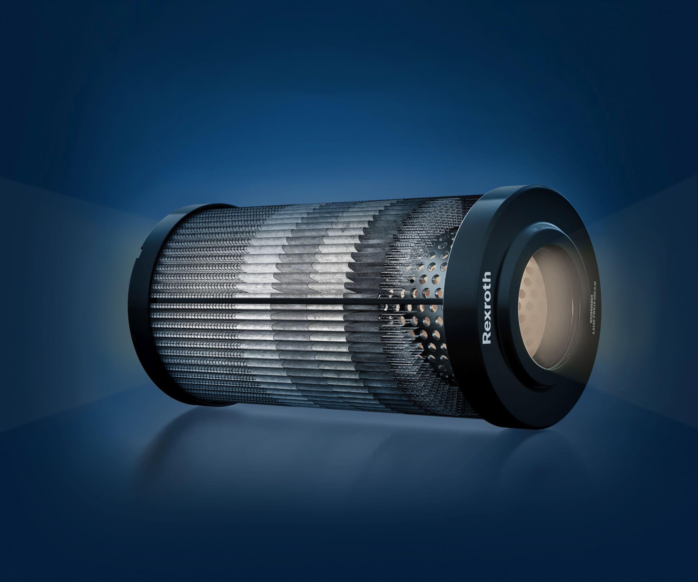 Bosch Rexroth: Higher filtration effect