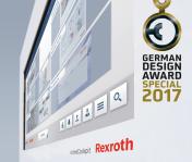 German Design Award 2017 for the ActiveCockpit