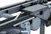 Rexroth VarioFlow chain conveyor system plus