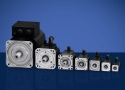 Frame size MS2N13 expands the performance range of Bosch Rexroth synchronous servo motors.