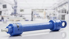 Heavy duty safe Hydraulic cylinder